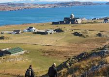 View from Dun I, Iona