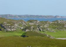 Mull from the Isle of Iona