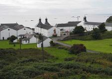 Ardbeg whisky distillery, Islay