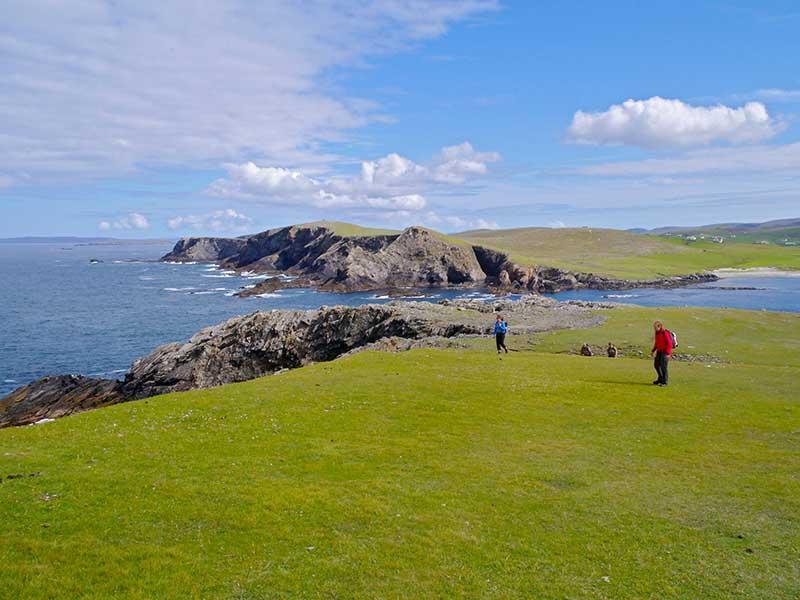 Shetland Islands - About Argyll Walking Holidays Scotland