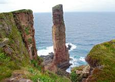 The Old Man of Hoy sea stack