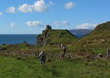 Gylen Castle, Isle of Kerrera