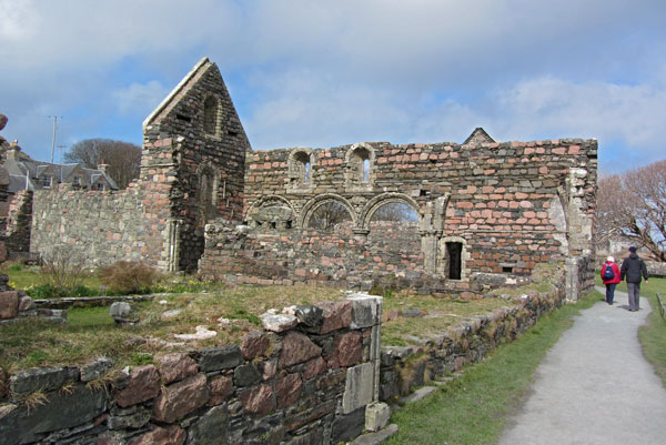 The Nunnery, isle of Iona