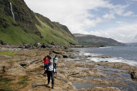 Walking holidays scotland singles dating