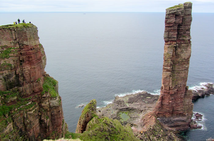 The Old Man seen from Hoy