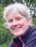 Robina Barton, guide About Argyll Walking Holidays