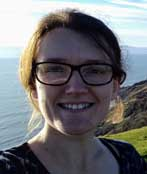 Rachel Ashwell, guide About Argyll Walking Holidays